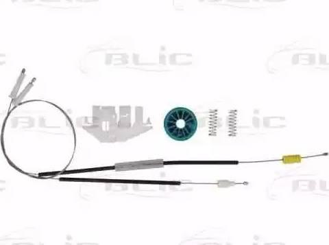 BLIC 6205-21-019803P - Kit de réparation, lève-vitre www.widencarpieces.com