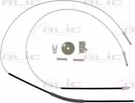 BLIC 6205-21-014801P - Kit de réparation, lève-vitre www.widencarpieces.com