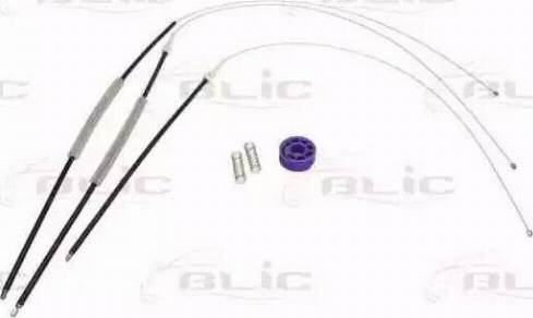 BLIC 6205-21-034807P - Kit de réparation, lève-vitre www.widencarpieces.com