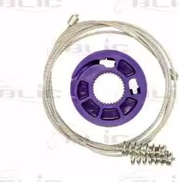 BLIC 6205-21-034815P - Kit de réparation, lève-vitre www.widencarpieces.com