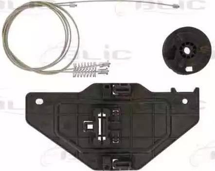 BLIC 6205-21-035802P - Kit de réparation, lève-vitre www.widencarpieces.com
