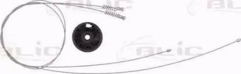BLIC 6205-21-035807P - Kit de réparation, lève-vitre www.widencarpieces.com
