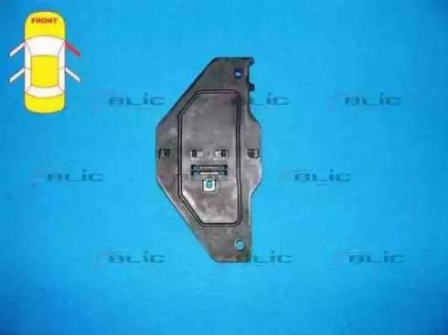 BLIC 6205-21-035822P - Kit de réparation, lève-vitre www.widencarpieces.com