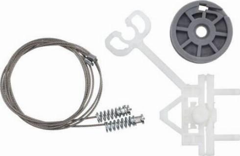 BLIC 6205-21-036801P - Kit de réparation, lève-vitre www.widencarpieces.com