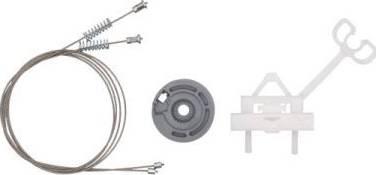 BLIC 6205-21-036802P - Kit de réparation, lève-vitre www.widencarpieces.com