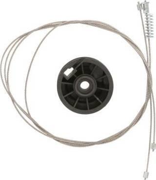 BLIC 6205-21-031816P - Kit de réparation, lève-vitre www.widencarpieces.com