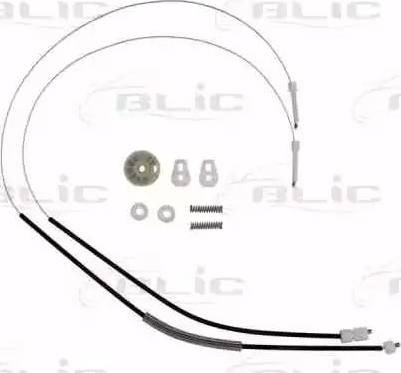 BLIC 6205-21-024816P - Kit de réparation, lève-vitre www.widencarpieces.com