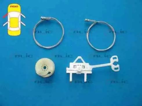 BLIC 6205-21-022801P - Kit de réparation, lève-vitre www.widencarpieces.com