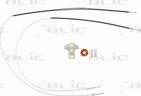 BLIC 6205-28-101800P - Kit de réparation, lève-vitre www.widencarpieces.com