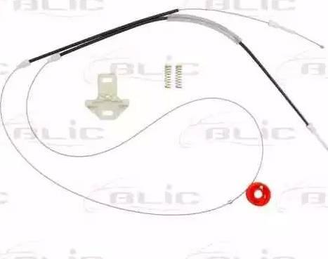 BLIC 6205-28-103800P - Kit de réparation, lève-vitre www.widencarpieces.com
