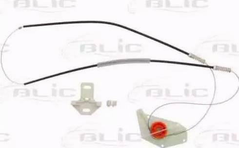 BLIC 6205-28-102801P - Kit de réparation, lève-vitre www.widencarpieces.com