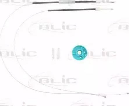 BLIC 6205-22-011812P - Kit de réparation, lève-vitre www.widencarpieces.com