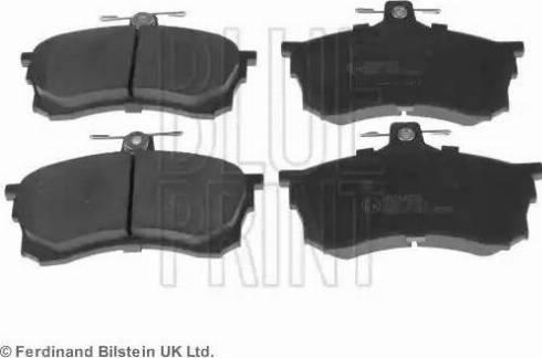 Blue Print ADC44256 - Kit de plaquettes de frein, frein à disque www.widencarpieces.com