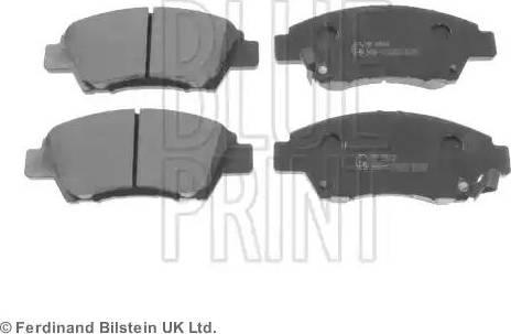 Blue Print ADH24285 - Kit de plaquettes de frein, frein à disque www.widencarpieces.com