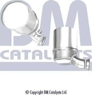 BM Catalysts BM11201H - Filtre à particules / à suie, échappement www.widencarpieces.com