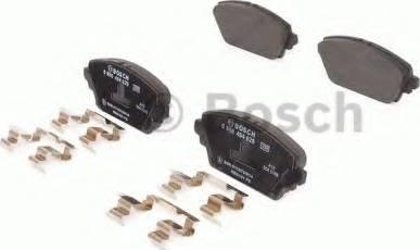 BOSCH 0 986 494 629 - Kit de plaquettes de frein, frein à disque www.widencarpieces.com