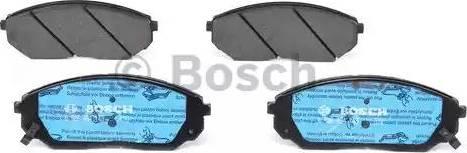 BOSCH 0 986 494 143 - Kit de plaquettes de frein, frein à disque www.widencarpieces.com