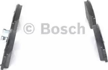 BOSCH 0 986 494 250 - Kit de plaquettes de frein, frein à disque www.widencarpieces.com