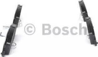 BOSCH 0 986 424 523 - Kit de plaquettes de frein, frein à disque www.widencarpieces.com