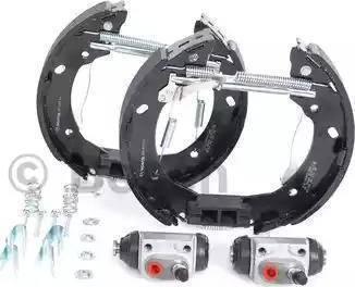 RIDER RD.2638.GS8707 - Jeu de freins, freins à tambour www.widencarpieces.com