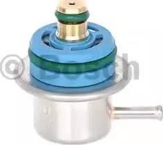 BOSCH 0280160587 - Régulateur de pression du carburant www.widencarpieces.com