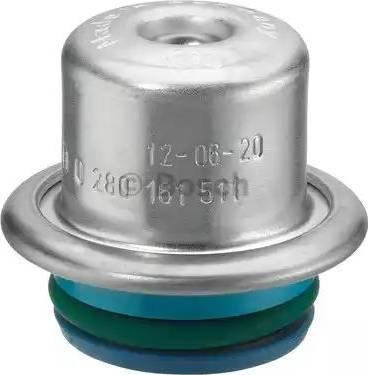 BOSCH 0280161511 - Régulateur de pression du carburant www.widencarpieces.com