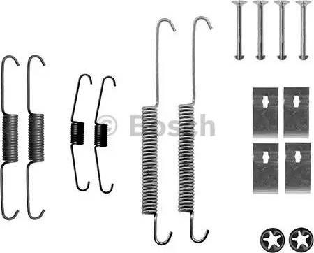 BOSCH 1 987 475 307 - Kit d'accessoires, mâchoire de frein www.widencarpieces.com