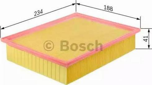 BOSCH F026400164 - Filtre à air www.widencarpieces.com