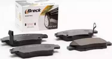 Breck 21694 00 701 10 - Kit de plaquettes de frein, frein à disque www.widencarpieces.com