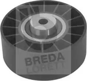 Breda Lorett TOA3059 - Poulie renvoi/transmission, courroie trapézoïdale à nervures www.widencarpieces.com
