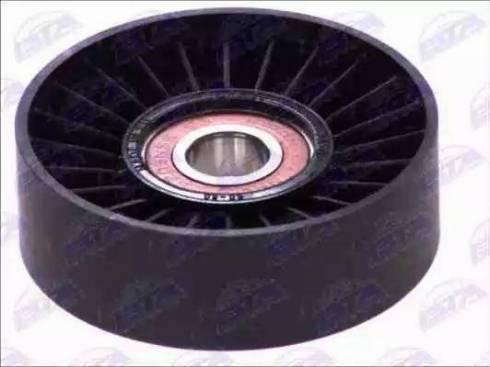 BTA E2Y8001BTA - Poulie renvoi/transmission, courroie trapézoïdale à nervures www.widencarpieces.com