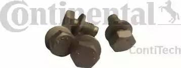 Contitech MS15 - Kit de vis, poulie-vilebrequin www.widencarpieces.com