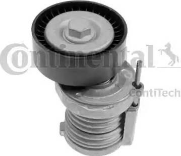 Contitech V85548 - Poulie-tendeur, courroie trapézoïdale à nervures www.widencarpieces.com
