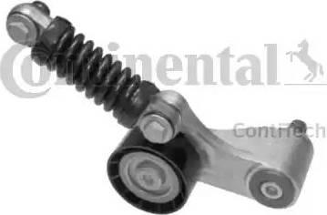 Contitech V85586 - Poulie-tendeur, courroie trapézoïdale à nervures www.widencarpieces.com