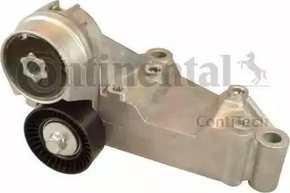 Contitech V85582 - Poulie-tendeur, courroie trapézoïdale à nervures www.widencarpieces.com