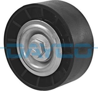 Dayco APV1007 - Poulie renvoi/transmission, courroie trapézoïdale à nervures www.widencarpieces.com