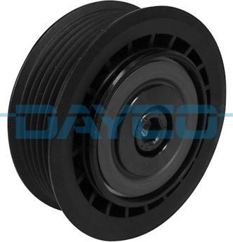 Dayco APV3053 - Poulie renvoi/transmission, courroie trapézoïdale à nervures www.widencarpieces.com