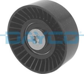 Dayco APV2518 - Poulie renvoi/transmission, courroie trapézoïdale à nervures www.widencarpieces.com