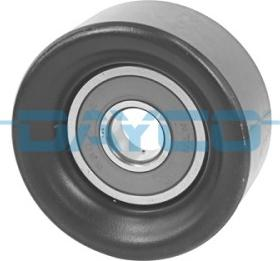 Dayco APV2668 - Poulie renvoi/transmission, courroie trapézoïdale à nervures www.widencarpieces.com