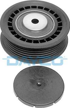 Dayco APV2106 - Poulie renvoi/transmission, courroie trapézoïdale à nervures www.widencarpieces.com