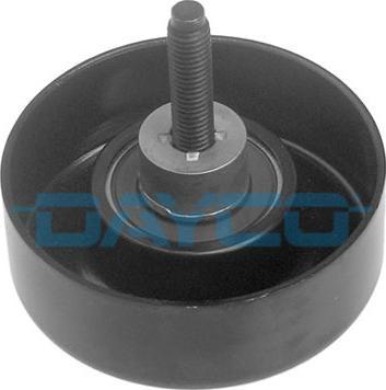 Dayco APV2206 - Poulie renvoi/transmission, courroie trapézoïdale à nervures www.widencarpieces.com
