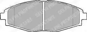 TRW GDB3195 - Kit de plaquettes de frein, frein à disque www.widencarpieces.com