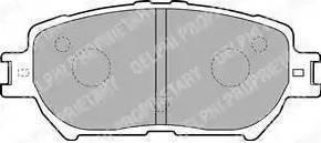 Ashika 50-02-218 - Kit de plaquettes de frein, frein à disque www.widencarpieces.com