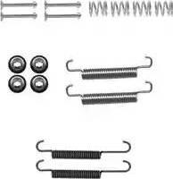 Delphi LY1384 - Kit d'accessoires, mâchoire de frein www.widencarpieces.com