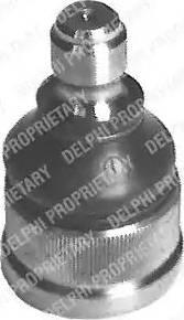 Delphi TC589 - Rotule de suspension www.widencarpieces.com