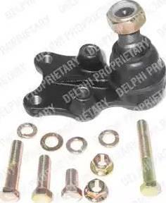 Delphi TC806 - Rotule de suspension www.widencarpieces.com