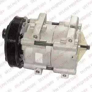 Delphi TSP0159106 - Compresseur, climatisation www.widencarpieces.com