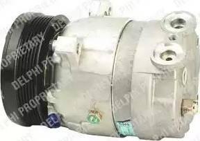 Delphi TSP0155009 - Compresseur, climatisation www.widencarpieces.com