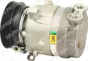 Delphi TSP0155008 - Compresseur, climatisation www.widencarpieces.com