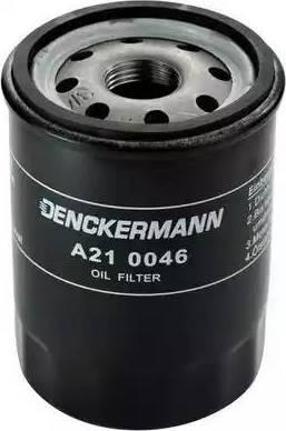 Denckermann A210046 - Filtre à huile www.widencarpieces.com